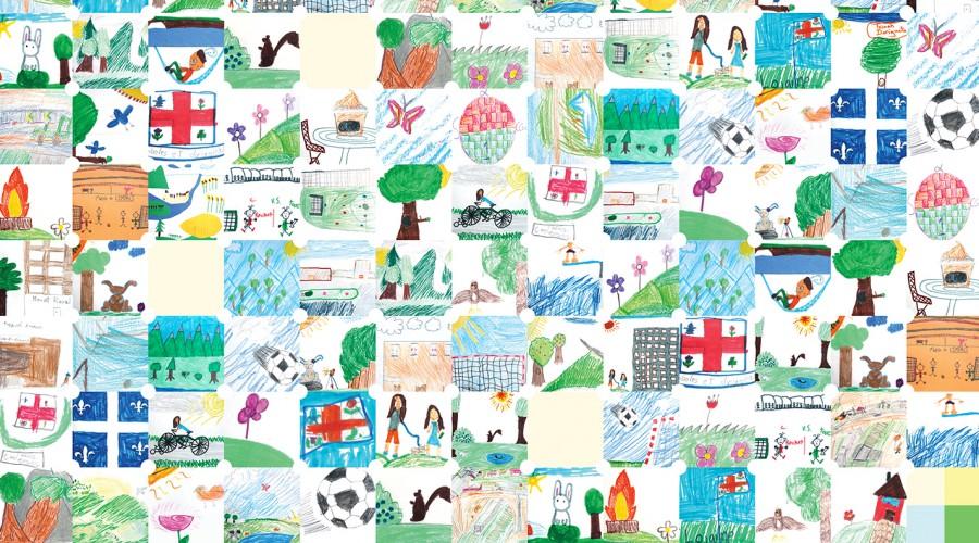 « Mont-Royal, ma ville » : Une galerie de classe !