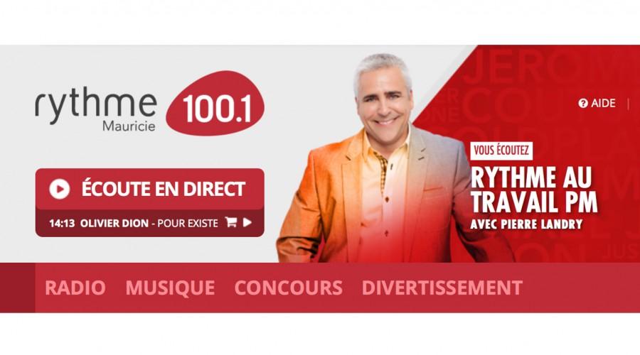 Rythme FM 101.1FM parle de 123Mozaïca